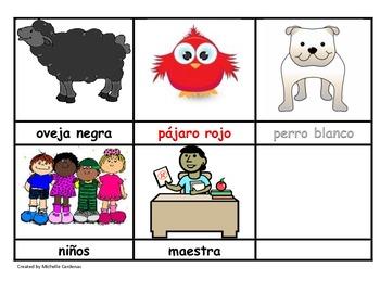 Oso Pardo Oso Pardo - Story Retelling Cards in Spanish