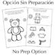 Oso Tiene Frío (Bear is Cold!) Un libro de vocabulario interactivo