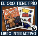 Oso Tiene Frío (Bear is Cold!) Un libro de vocabulario int