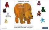 Oso pardo, oso pardo - activities and games