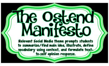 Ostend Manifesto