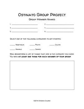 Ostinato Project
