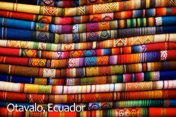 Otavalo, Ecuador Poster: Digital Download