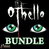 Othello: Fun Games and Activities Bundle, writing & acting, debate, poster -30%
