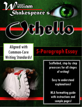 Othello 5-Paragraph Essay Packet