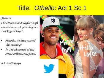 Othello Act 1 Sc 1