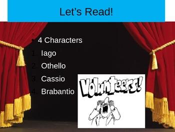 Othello Act 1 Sc 2