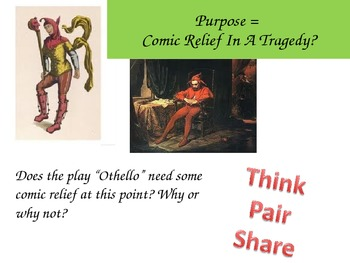 Othello Act 2 Sc 1 and 2