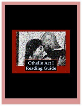 Othello Act I Reading Guide