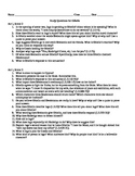 Othello Act I, Scenes 2 and 3