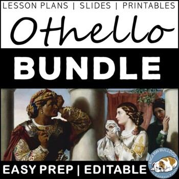Othello Activity Mini Bundle