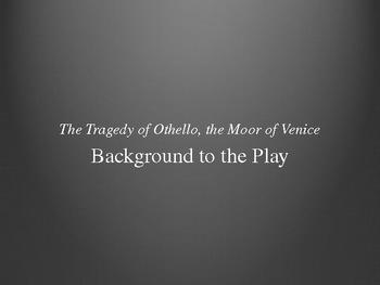Othello Background PowerPoint