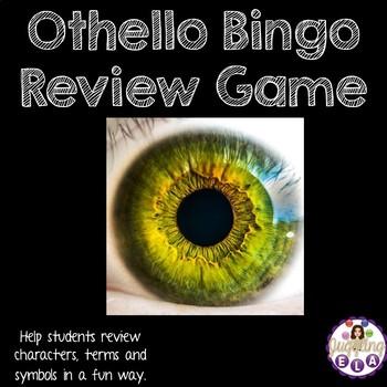 Othello Bingo Review Game
