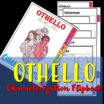 Othello Characterization Interactive Flipbook