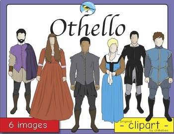 Othello Clip Art