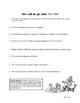 Othello Comics and Activities