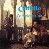 Othello Complete Unit for High School