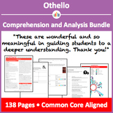 Othello – Comprehension and Analysis Bundle