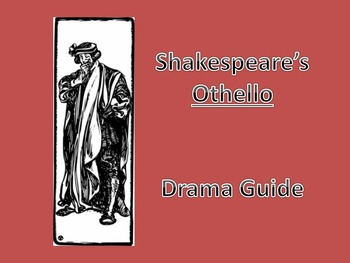 Othello Drama Guide: AP Literature, Honors English, Standard English
