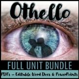 Othello Full Unit Plan Bundle