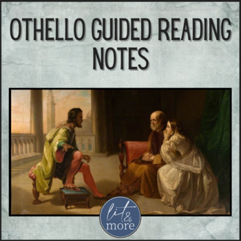 Othello Guided Reading Notes