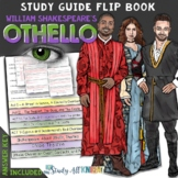 OTHELLO READING LITERATURE GUIDE FLIP BOOK