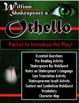 Othello Introduction Packet