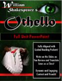 Othello Full Unit PowerPoint