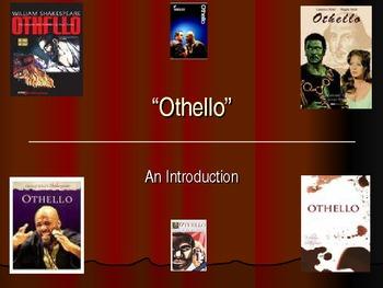 Othello PowerPoint Presentation