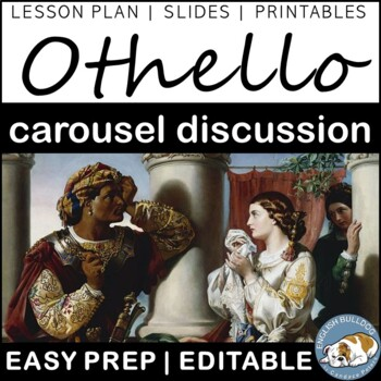 Othello Pre-reading Carousel Discussion
