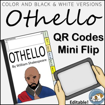 Othello QR Mini Flip