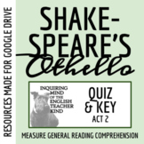 Othello Quiz - Act 2