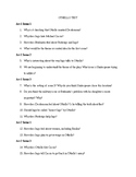 Othello Test Acts 1-3