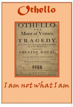 Othello Tests and Essays Only