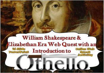 William Shakespeare's Othello Curriculum Unit