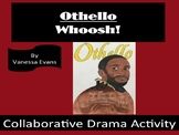 Othello WHOOSH! Lesson Plan and Teacher Script - An Active Intro to Shakespeare