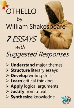 Othello By William Shakespeare   Essay Topics With Suggested Answers