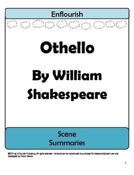 Othello by William Shakespeare Chapter Summaries