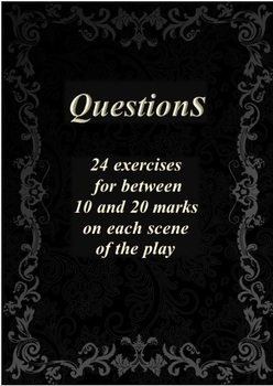 'Othello' by William Shakespeare - Questions on each scene