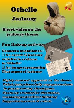 'Othello' by William Shakespeare - Jealousy theme