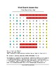 Other Ways to Say...Sad Word Search (Grades 3-5)