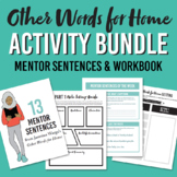 Other Words for Home Activity Bundle / Printable Workbook
