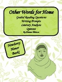 Other Words for Home--Guided Reading Questions and More!