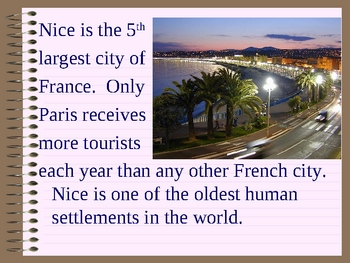 Other cities of France