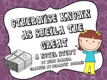 Otherwise Known as Sheila the Great Book Study