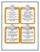 Judy Blume OTHERWISE KNOWN AS SHEILA THE GREAT - Discussion Cards