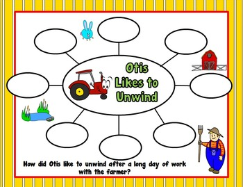 Otis Presentation Pack- Read for the Record-Common Core Aligned
