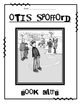 Otis Spofford by Beverly Cleary, Guided Reading Book Club