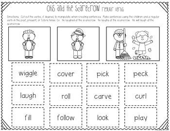 Speech Language and Literacy Otis and the Scarecrow Quick Prep Book Companion