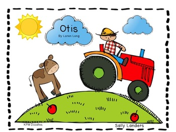 Otis by Loren Long {Jumpstart's Read for the Record 2013}